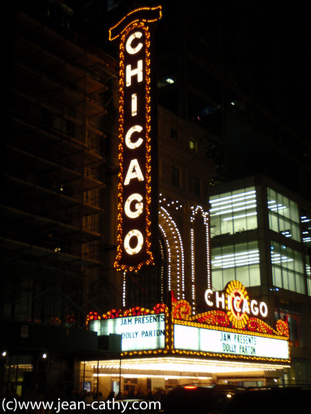 Chicago sign