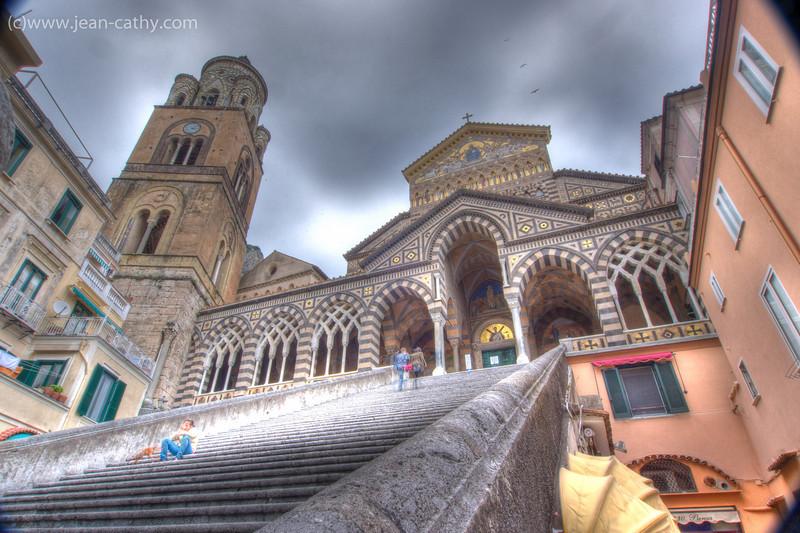 Church in Amalfi