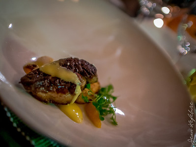 The ultimate Foie Gras ... with Hollandaise sauce - Fantastic!