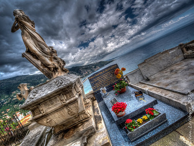 Some Cemetaries have views!