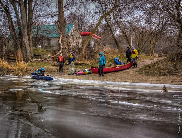 Canoeing 2015